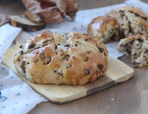 Pane dei santi, ricetta lievitata toscana degli Ognissanti