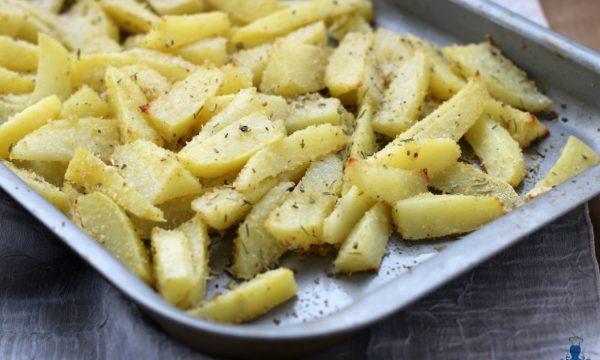 Patate sabbiose al forno, ricetta di facile preparazione