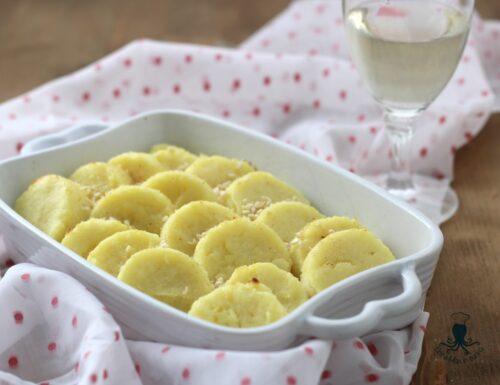 Gnocchi alla romana vegan, ricetta facile e perfetta per le feste