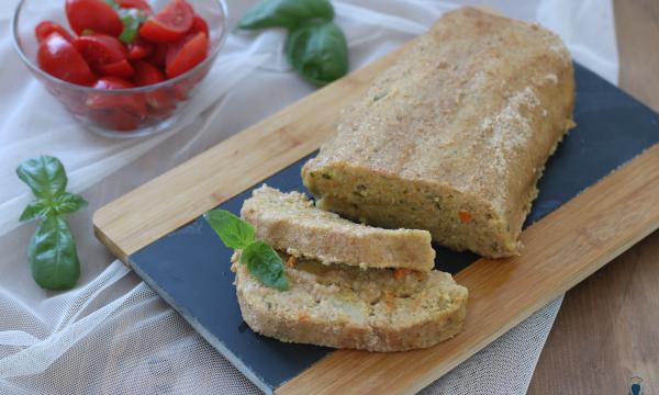 Polpettone di verdure, ricetta facile e sfiziosa senza carne