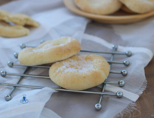 Frittelle luna park al forno, ricetta rivisitata anche con friggitrice ad aria