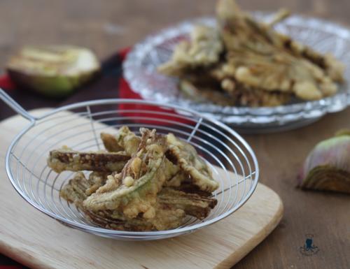 Carciofi fritti con pastella, ricetta sfiziosa di facile preparazione