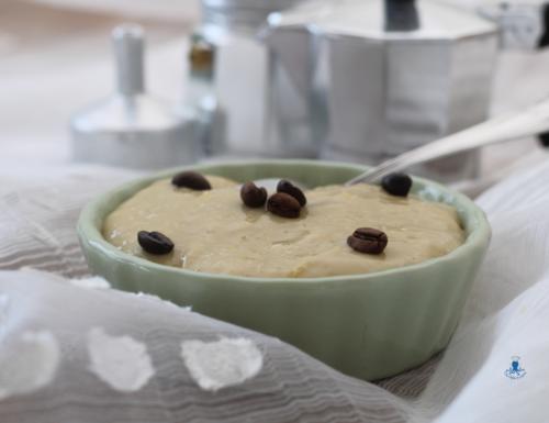 Crema pasticciera light, ricetta golosa di facile preparazione  al caffè