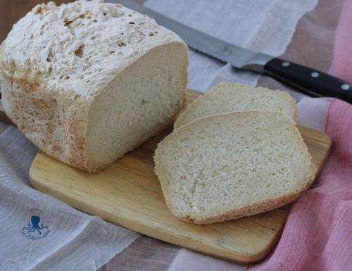 Pane senza glutine con macchina del pane, ricetta facile