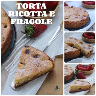 Torta fragole e ricotta5