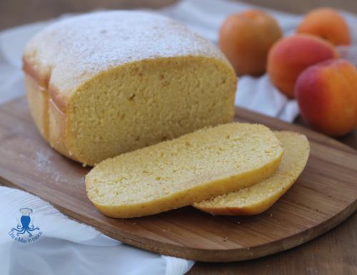 Pan d'albicocca, ricetta facile  con e senza macchina del pane