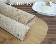 Piadina integrale, ricetta light