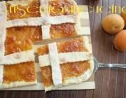 Crostata con frolla senza burro, ricetta dolce