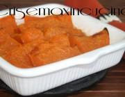 Zucca gratinata, ricetta al forno