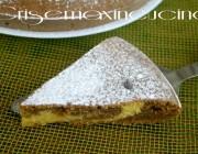 Torta marmorizzata alla zucca, ricetta dolce