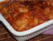 Chicche gratinate al forno, ricetta primo piatto
