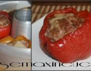 Peperoni ripieni, ricetta col fornetto Versilia