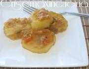 Patate in umido al forno, ricetta sfiziosa