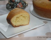 Ciambella agli agrumi, ricetta con Fornetto Versilia