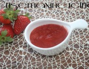 Coulis di fragole, ricetta base