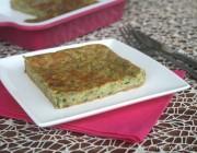 Frittata vegana alle zucchine, ricetta al forno