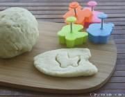 Pasta frolla vegana, ricetta base