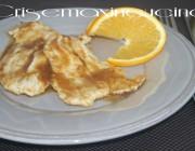 Petto di pollo all'arancia, ricetta semplice ed economica