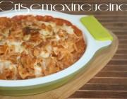 Pasta pasticciata, ricetta primo piatto