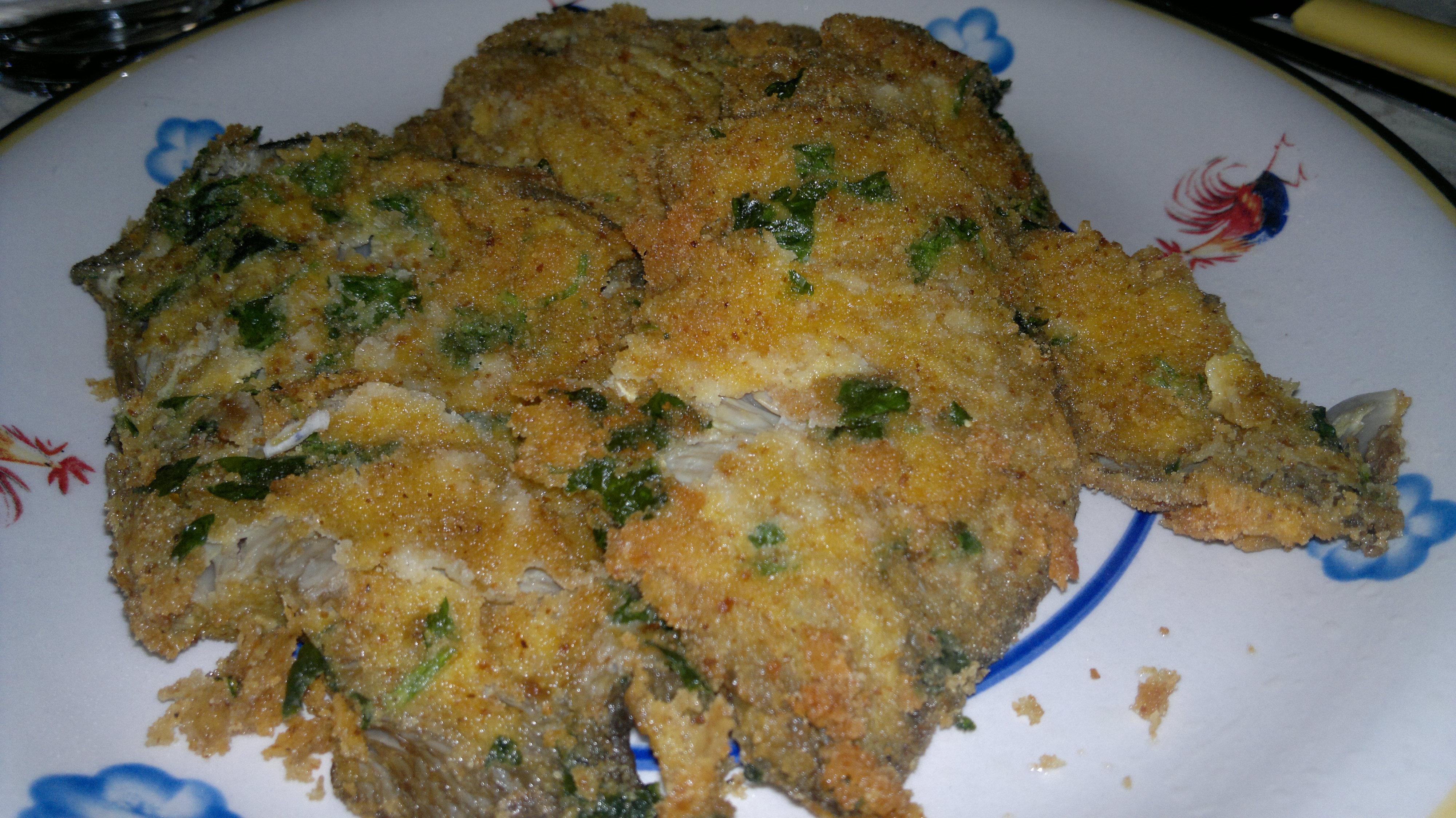 Ricerca ricette con funghi pleurotus fritti ricetta for Cucinare funghi