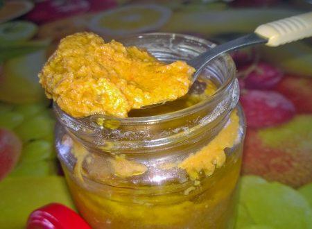 pesto melanzane e pomodori secchi