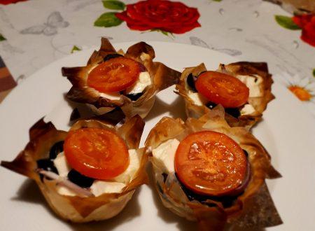 insalata greca tiepida