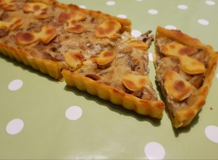 quiche d'autunno