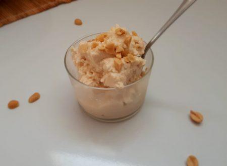 gelato agli arachidi