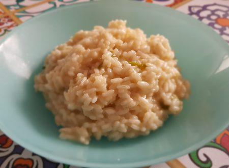 risotto aglio olio e peperoncino