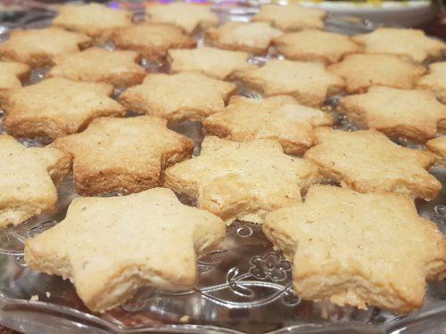 biscottini alle nocciole