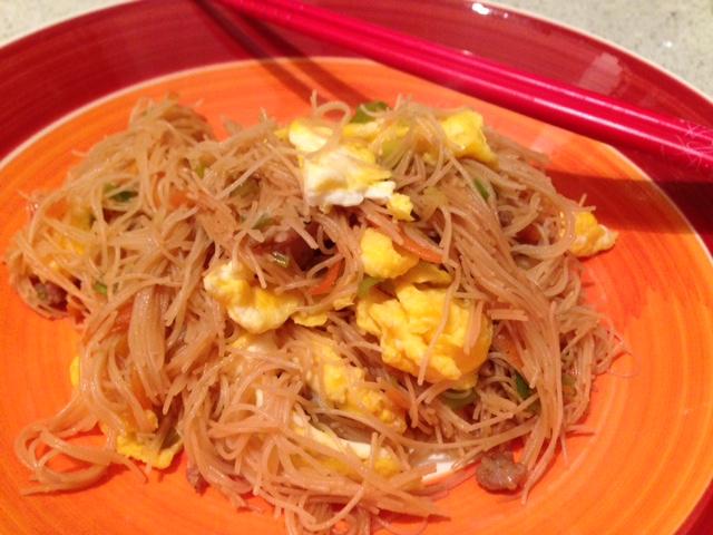 Ricerca ricette con spaghetti di riso cinesi for Ricette cinesi riso