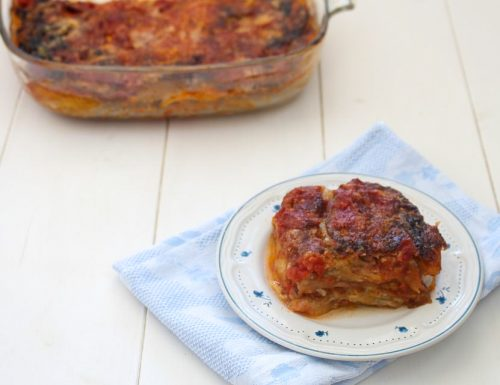 Parmigiana di melanzane- ricetta classica