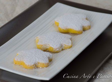 Biscotti alla scorza di Limone