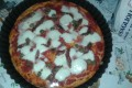 Pizza capperi e acciughe