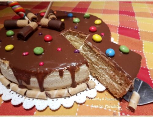 Torta Kinder Special -versione di Jessica Stivaletta- #Bimby