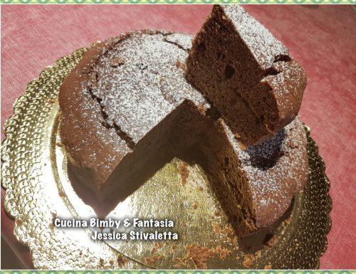 Torta al cioccolato fondente con il Bimby e con la Planetari