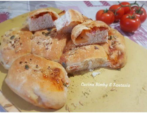 Danubio salato semi-integrale alla pizzaiola