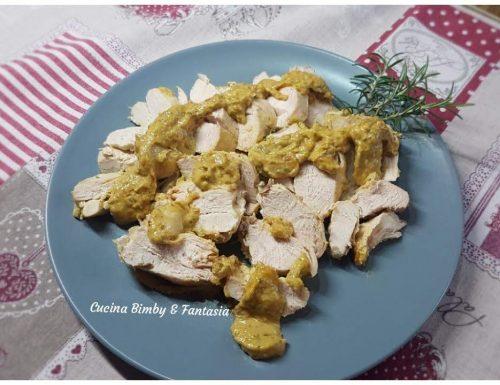 Petto di pollo in salsa Bimby