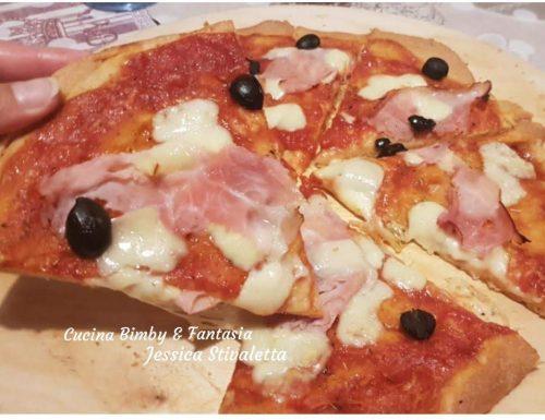 Pizza con farine ai 7 cereali e Senatore Cappelli (con lievitino)