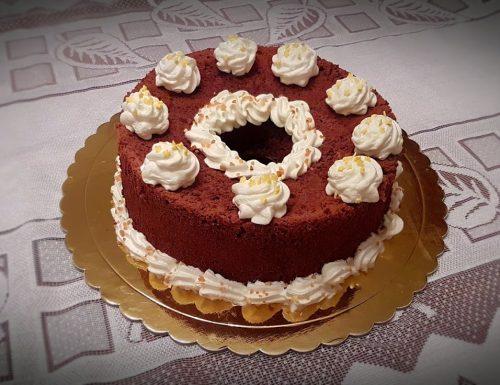 Dark Angel Cake con il Bimby e senza