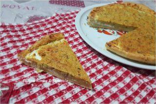 Torta salata di melanzane e ricotta