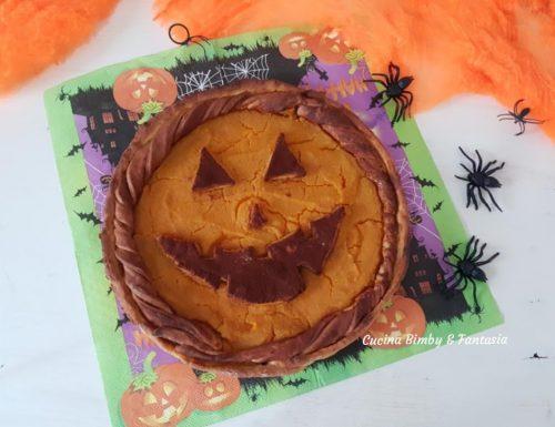 Zucca dolce di Halloween