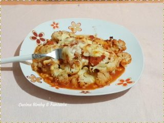 cavolfiore alla pizzaiola