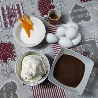 Ingredienti crema al mascarpone