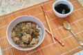 Zuppa di Bok-Choy e polpettine