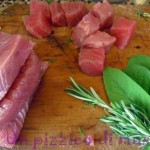 tonno alle erbe ingredienti