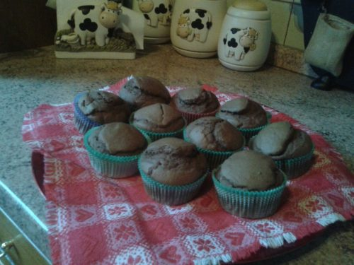 Chococoffee Muffins