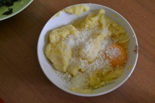 polpette di purè e spinaci ricet (2)