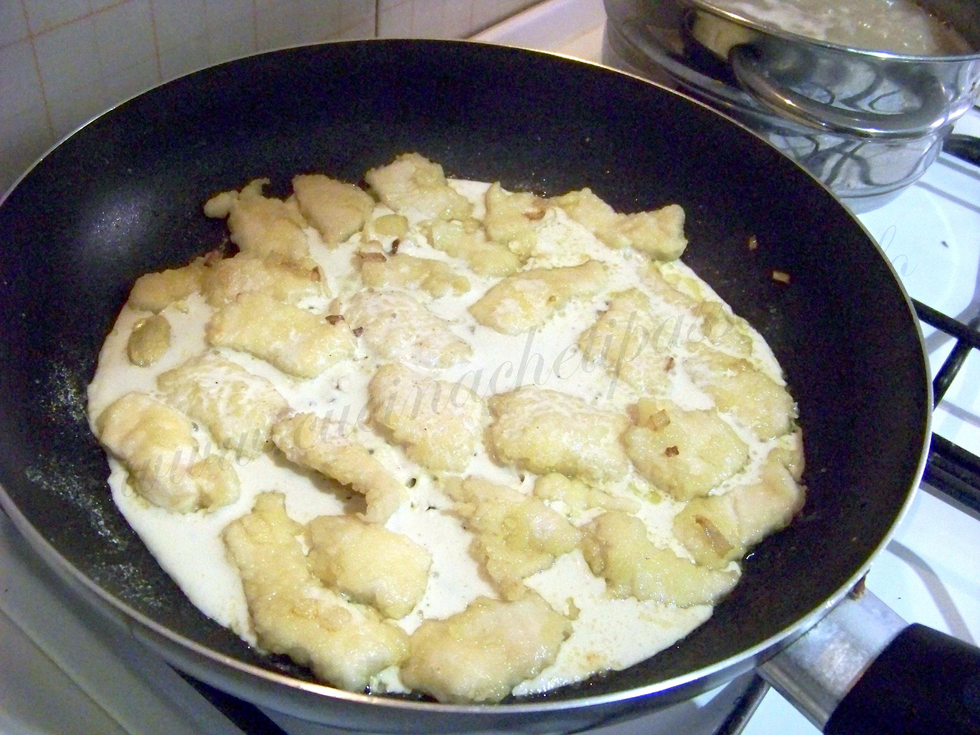Petto di pollo ricette al latte