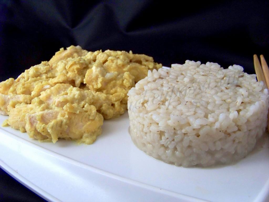 ricetta pollo al latte di cocco e zenzero alla thailandese